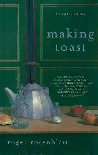 9781410428615: Making Toast: A Family Story (Thorndike Biography)