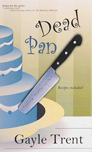 9781410428660: Dead Pan (Thorndike Press Large Print Clean Reads/Daphne Martin Mystery)