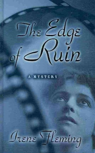The Edge of Ruin (Thorndike Press Large Print Mystery Series): Fleming, Irene