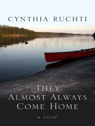 9781410428936: They Almost Always Come Home (Thorndike Press Large Print Christian Romance)