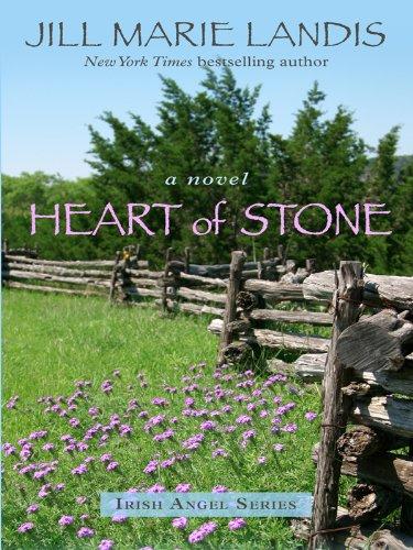 9781410428974: Heart of Stone (Irish Angel)