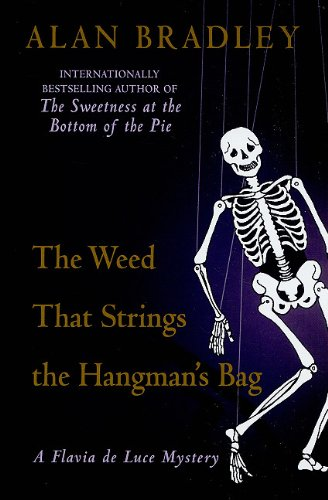 9781410429117: The Weed That Strings the Hangman's Bag (Thorndike Press Large Print Core Series)