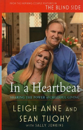 9781410429223: In a Heartbeat: How Cheerful Giving Can Change the World (Thorndike Nonfiction)