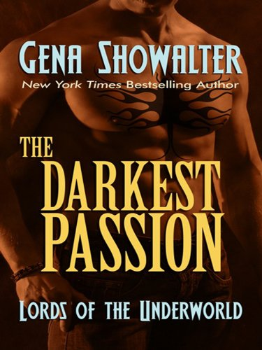 9781410429650: The Darkest Passion (Lords of the Underworld)