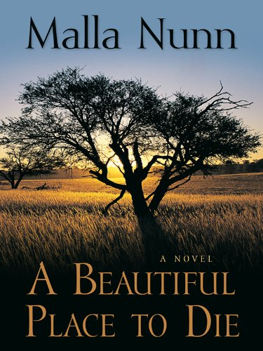 9781410429728: A Beautiful Place to Die (Thorndike Reviewers' Choice)