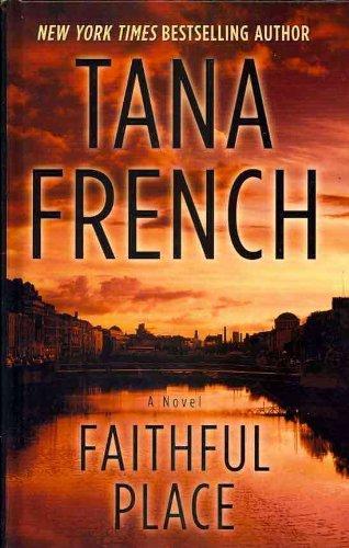 9781410429742: Faithful Place (Thorndike Large Print Crime Scene)