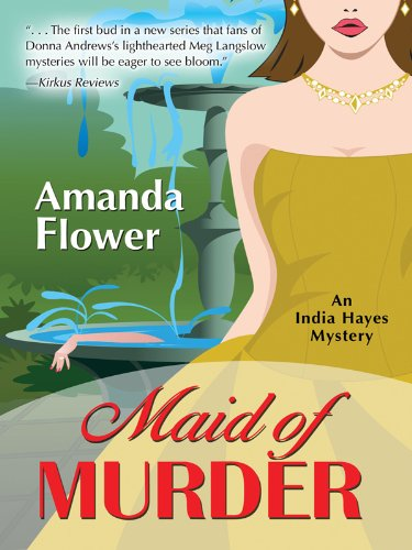 9781410429766: Maid of Murder (Thorndike Press Large Print Mystery Series)