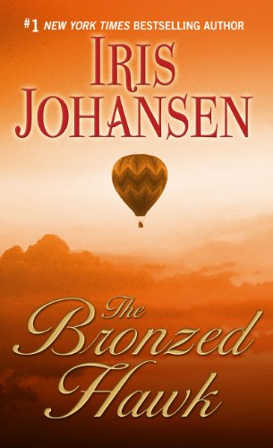 9781410429773: The Bronzed Hawk (Thorndike Press Large Print Famous Authors Series)