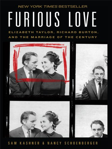 9781410429858: Furious Love: Elizabeth Taylor, Richard Burton, and the Marriage of the Century (Thorndike Biography)
