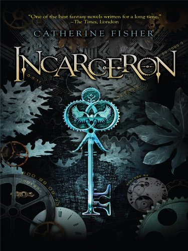 9781410429919: Incarceron (Thorndike Press Large Print Literacy Bridge Series)