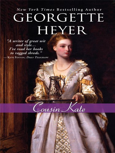 9781410430380: Cousin Kate (Thorndike Press Large Print Clean Reads)