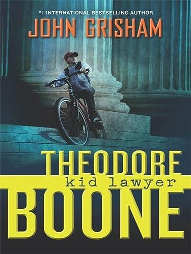 9781410430502: Theodore Boone: Kid Lawyer