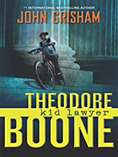 9781410430502: Theodore Boone, Kid Lawyer