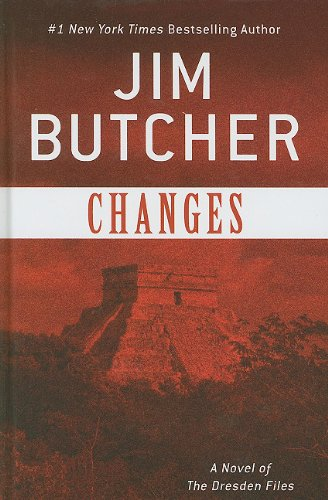 Changes: A Novel of the Dresden Files (9781410430588) by Jim Butcher