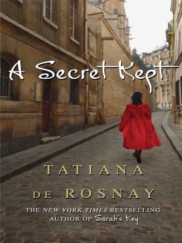 9781410430717: A Secret Kept