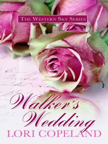 9781410431035: Walker's Wedding (Thorndike Press Large Print Christian Historical Fiction)