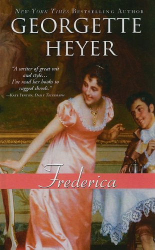 9781410431097: Frederica (Thorndike Press Large Print Clean Reads)
