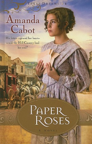 9781410431141: Paper Roses (Texas Dreams)