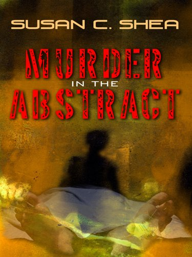 9781410431158: Murder in the Abstract (Thorndike Press Large Print Clean Reads)