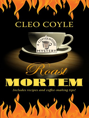 9781410431325: Roast Mortem (Wheeler Large Print Cozy Mystery)