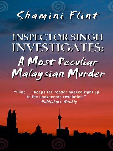 9781410431561: Inspector Singh Investigates: A Most Peculiar Malaysian Murder (Thorndike Press Large Print Basic Series)