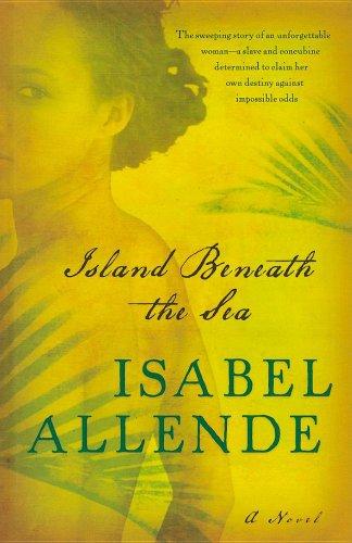 9781410431684: Island Beneath the Sea (Wheeler Hardcover)
