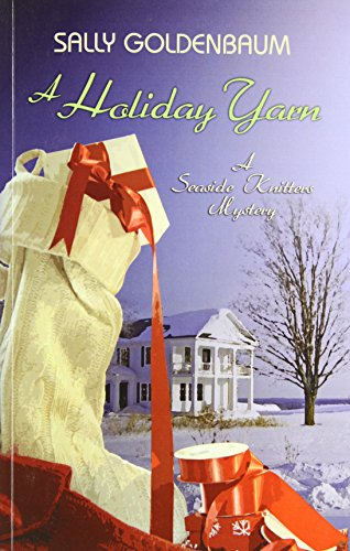 9781410431806: A Holiday Yarn (Seaside Knitters Mystery)