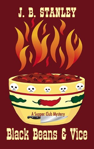 9781410431837: Black Beans & Vice (A Supper Club Mystery)