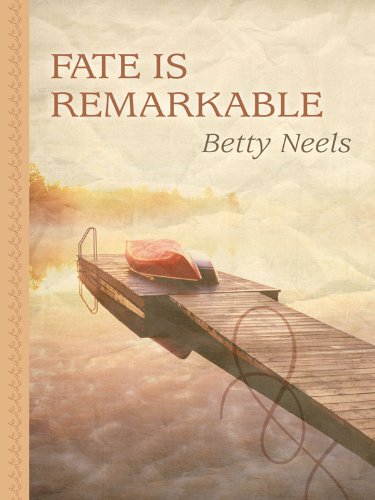 9781410432339: Fate Is Remarkable (Thorndike Large Print Gentle Romance Series)