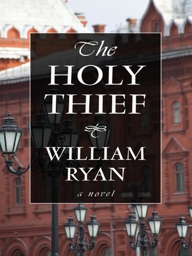 9781410432407: The Holy Thief (Thorndike Thrillers)