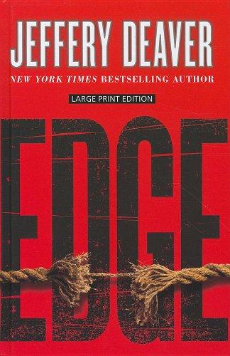 9781410432759: Edge (Thorndike Press Large Print Basic Series)