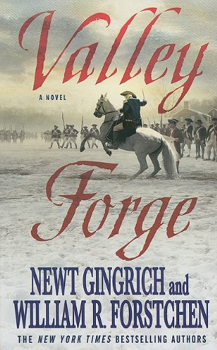 9781410432865: Valley Forge: George Washington and the Crucible of Victory (Thorndike Press Large Print Core)