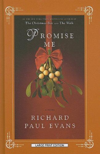 Promise Me (Thorndike Core): Evans, Richard Paul