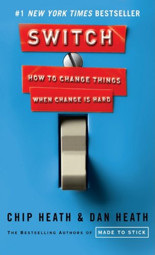9781410433138: Switch: How to Change Things When Change Is Hard (Thorndike Health, Home & Learning)