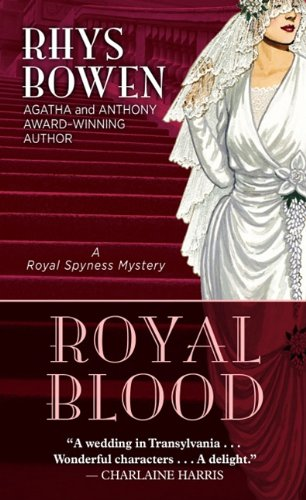 9781410433244: Royal Blood (Thorndike Press Large Print Core Series)