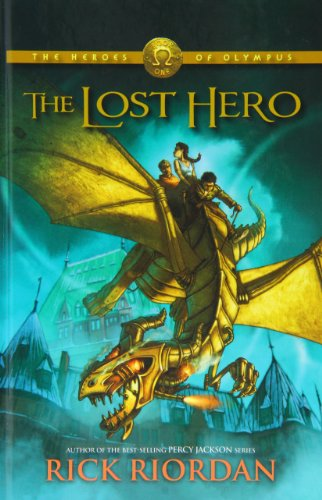 9781410433596: The Lost Hero (Heroes of Olympus, Book 1)