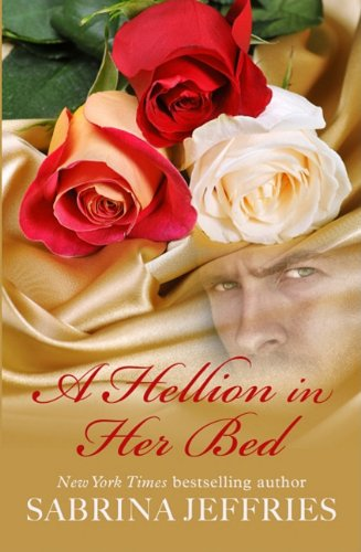 9781410433718: A Hellion in Her Bed (Hellions of Halstead Hall)
