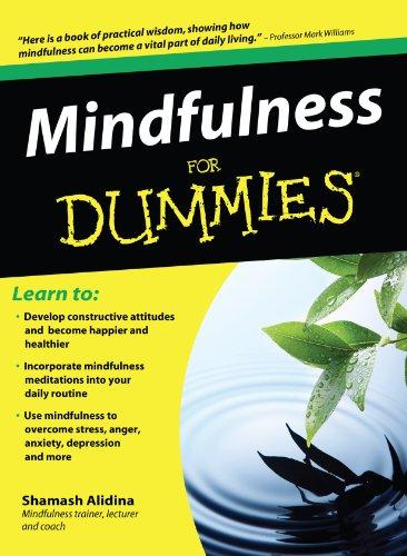9781410434050: Mindfulness for Dummies (Thorndike Large Print Lifestyles)