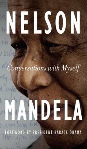 9781410434210: Conversations with Myself (Thorndike Press Large Print Popular and Narrative Nonfiction Series)