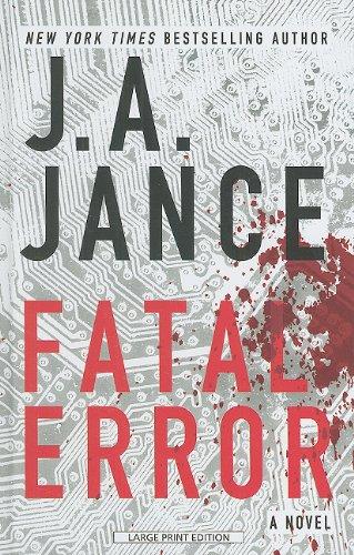 9781410434227: Fatal Error (Thorndike Press Large Print Basic)