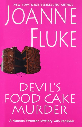 9781410434258: Devil's Food Cake Murder (A Hannah Swensen Mystery with Recipes: Thorndike Press Large Print Mystery)