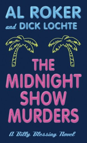 9781410434265: The Midnight Show Murders (A Billy Blessing Novel: Thorndike Press Large Print Mystery)