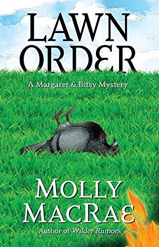 Lawn Order (Wheeler Cozy Mystery): MacRae, Molly