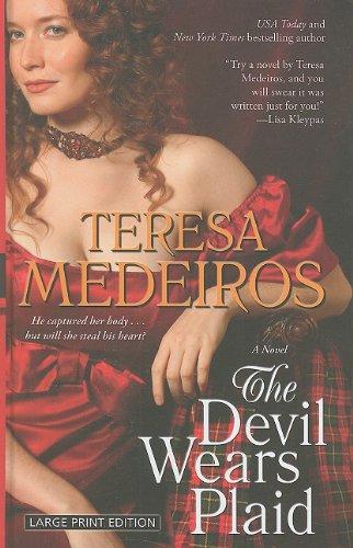 9781410434357: The Devil Wears Plaid (Basic)