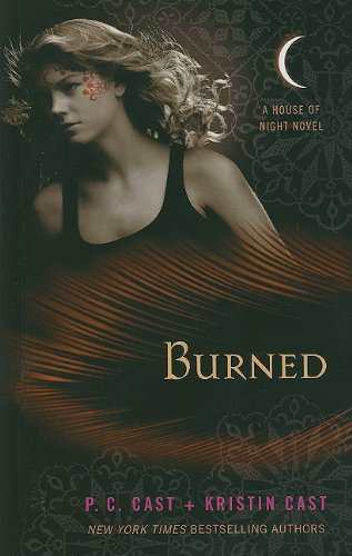 9781410434401: Burned (A House of Night)