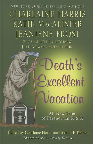 9781410434425: Death's Excellent Vacation (Wheeler Hardcover)