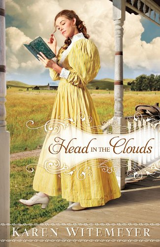 9781410434487: Head in the Clouds (Thorndike Press Large Print Christian Romance Series)