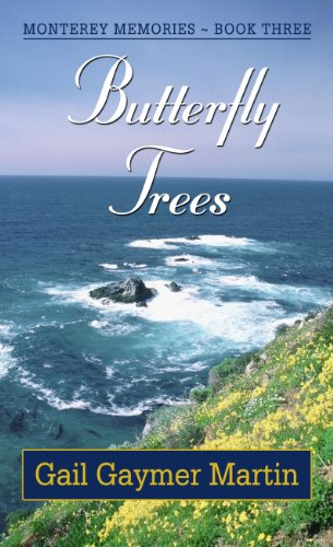 9781410434494: Butterfly Trees (Monterey Memories - Thorndike Press Large Print Christian Fiction)