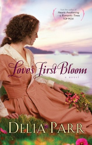 9781410434630: Love's First Bloom (Thorndike Press Large Print Christian Historical Fiction)