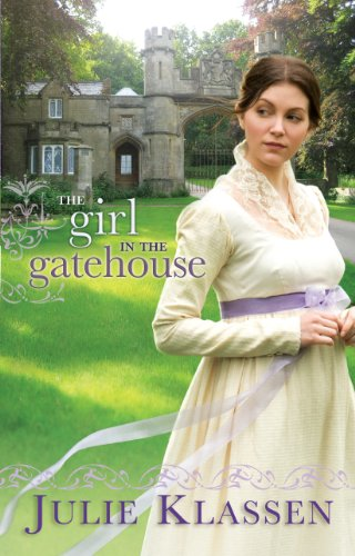 9781410434722: The Girl in the Gatehouse (Thorndike Press Large Print Christian Historical Fiction)